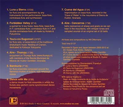 CD Luna y Sierra