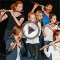 Flute Day Waspik, The Netherlands - 2014